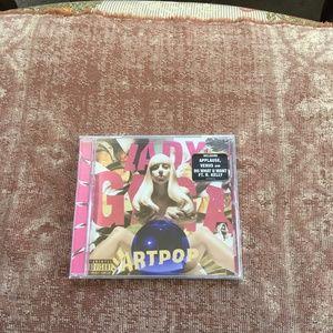 Lady Gaga ARTPOP Unopened CD